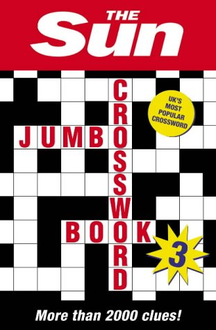 The Sun Jumbo Crossword Book 3: Bk. 3