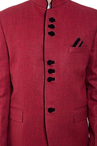 Wintage - Blazer - Homme Pinkish Red