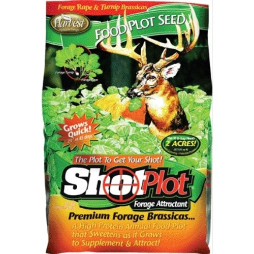 Evolved Habitat Realtree Pro Series Shotplot Annual Firage Attractant -