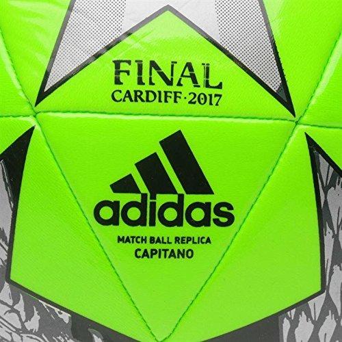 adidas UEFA Champions League Final 2017 Football Solar Green
