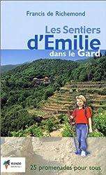 LES SENTIERS D'EMILIE DANS LE GARD