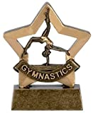 from Trophy 3.25 Mini Star Gymnastics Trophy with FREE Engraving up to 30 Letters A962