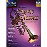 Movie Classics–arrangés pour trompette–PIANO–avec CD [Partitions/sheetm usic] de la gamme: Trumpet Écosse Lounge