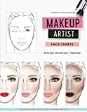 Makeup Artist Face Charts (The Beauty Studio Collection, Band 1) - Gina M Reyna