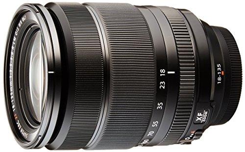 Fujifilm Fujinon - Objetivo para Fuji Mount X (distancia focal 18-135mm, apertura f/3.5-22, zoom óptico 7.5x,estabilizador óptico, diámetro: 67mm) negro