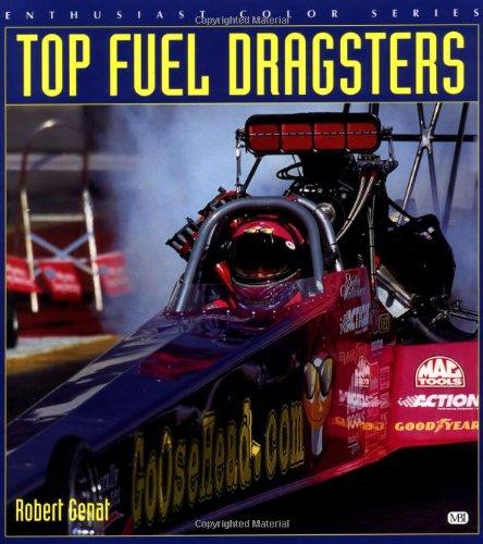 Top Fuel Dragsters por Robert Genat