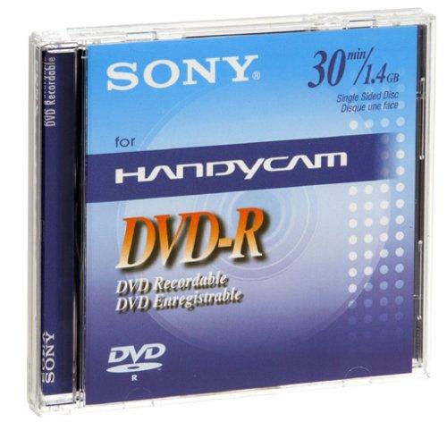 Sony DMR30 DVD-R für DVD-Camcorder