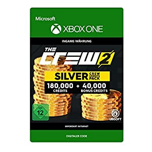 The Crew 2 Silver Crew Credit Pack DLC | Xbox One – Download Code