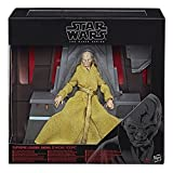 Star Wars Black Series Supreme Leader Snoke (Throne Room) Exclusive 6 Action Figur