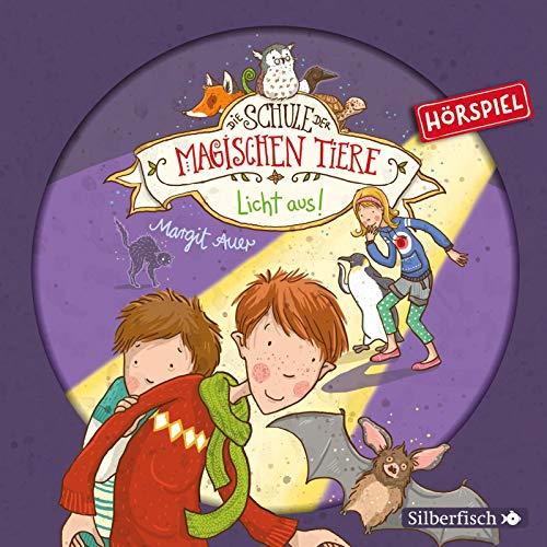 Die Schule der magischen Tiere - Hörspiele 3: Licht aus! Das Hörspiel: 1 CD -