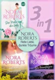 Nora Roberts - Helle Liebe, dunkle Träume (3in1) (eBundle)