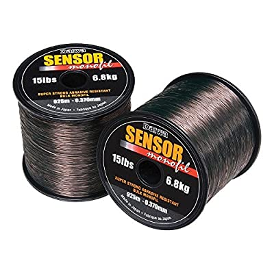 Daiwa Sensor Dark FIshing Line Bulk Spool by Daiwa