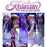 Karasia Kara 2nd Japan Tour 2013
