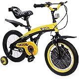 Hot Wheels Cycle - Design 1, Yellow/Black