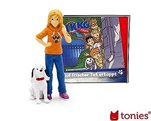 tonies 01-0183 TKKG Junior - Figurita auditiva, Multicolor
