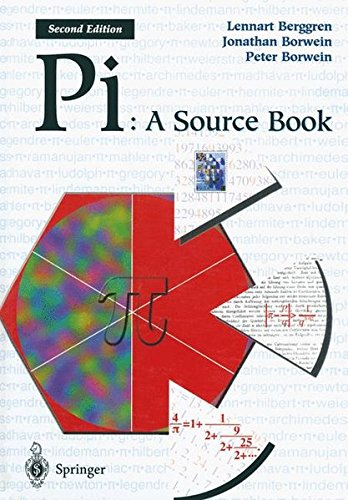 Pi, A Source Book. : 2nd Edition