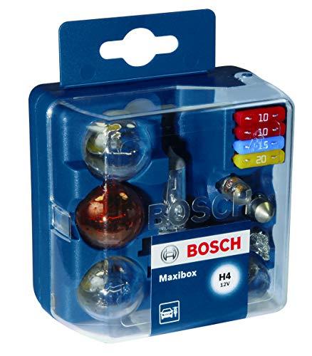 Bosch 1987301111 H4 Maxibox Glühlampen