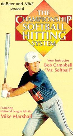 Preisvergleich Produktbild Championship Softball Hitting [VHS]