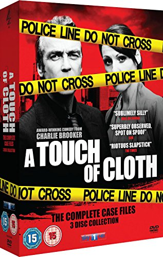 A Touch of Cloth Series 1-3 Box Set [DVD] [2012]