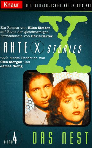 Akte X Stories - Band 4: Das Nest