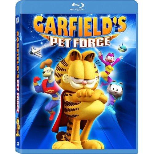 Garfield's Pet Force 3D [Blu-ray] [2009] [UK Import]