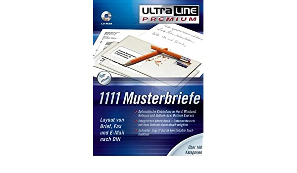 1111 musterbriefe