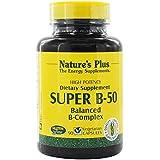 Natures Plus SUPER B-50 Vbouchons 90