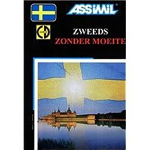 Zweeds zonder moeite (1 livre + coffret de 4 CD) (en néerlandais)