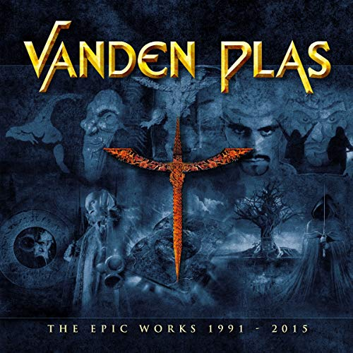 The Epic Works 1991-2015 (11cd Box Set)
