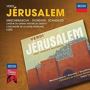 Jerusalem (Decca Opera)