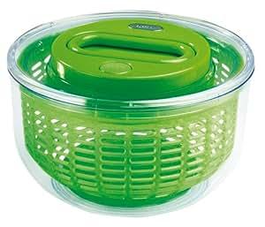 Zyliss Easy Spin Essoreuse à salade Transparent/vert