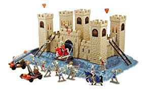 Norev - 8031 - Figurine - Le Chateau Fort