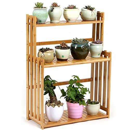 spflanze Stehen Regal BlumentöPfe Halter Display Rack Utility Regal Bad Rack Storage Rack Regaleinheit ()