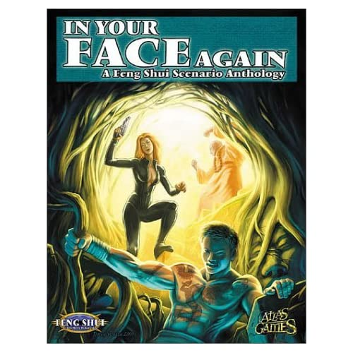 In Your Face Again (Feng Shui) by Jeff Tidball (2001-04-12)