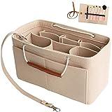 Yoillione Damen Taschenorganizer Filz Innentaschen für Handtaschen Einsatz,Tasche in der Tasche...