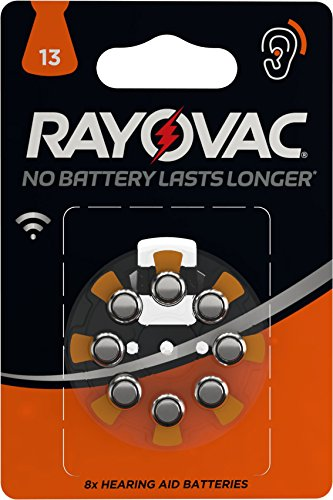 Galleria fotografica Varta Rayovac  4606745418 Batterie Acustiche 13, Zinco / Aria, Senza Mercurio