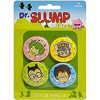 DR Slump Personajes Set A DE 4 Pins DR Slump