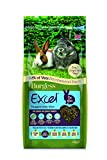 Excel Burgess Junior and Dwarf Nuggets with Mint Rabbit Food 4 kg