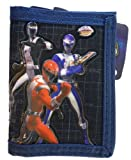 Power Rangers Operation Overdrive Wallet (Blue Trim) - Boys Wallet