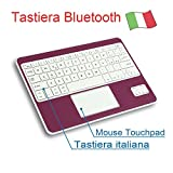 Best Samsung Bluetooth Mouse e Tastiere - Besmall Tastiera Bluetooth Wireless per Android Samsung Windows Review