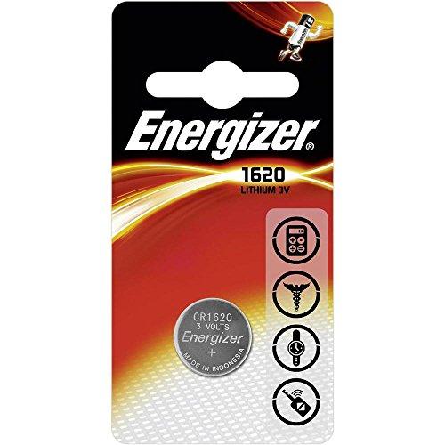 Galleria fotografica Energizer Cr1620 / Dl1620 - Batterie al litio a bottone, per chiavi per auto x2