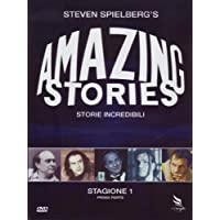 Amazing stories (+booklet) Stagione 01 Volume 01