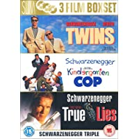 Twins/Kindergarten Cop/True Lies