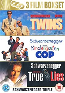 Twins/Kindergarten Cop/True Lies [DVD]: Amazon.co.uk