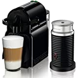 DeLonghi Nespresso EN 80.BAE Inissia Milk Black