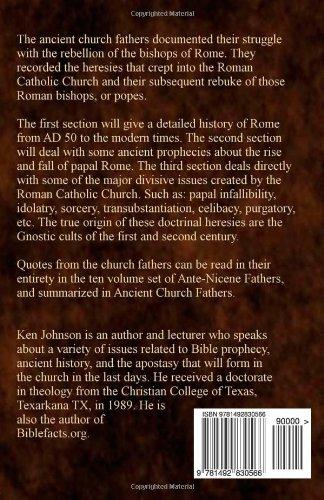 The Gnostic Origins of Roman Catholicism