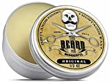 Premium Strong Moustache Wax (15ml) Unscented for styling twists,points & curls - The Beard and The Wonderful by The Beard and The Wonderful