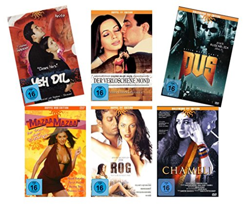 Best of Bollywood Box Collection ( 6 Bollywood Klassiker ) [6 DVDs]