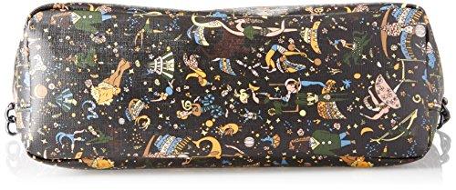 piero guidi 210634056, Borsa Tote Donna, 33 x 27,5 x 13,5 cm (W x H x L) Nero