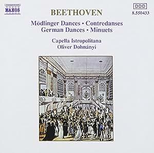 Beethoven: German Dances